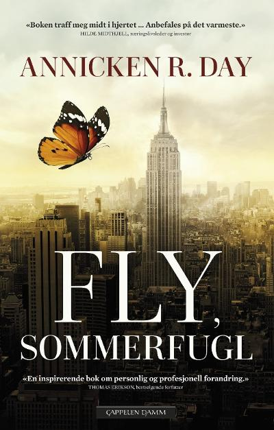 Fly, sommerfugl - Annicken R. Day