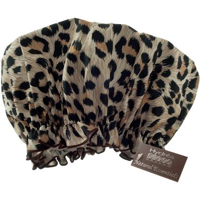 Hydréa Leopard Shower Cap - Hydréa London