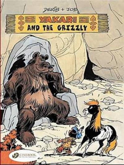 Yakari Vol.4: Yakari and the Grizzly - Derib