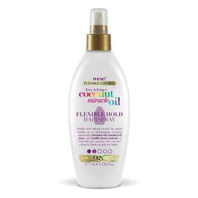 Ogx Coconut Miracle Oil Flexible Hold Hairspray - OGX
