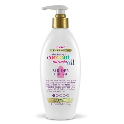 Ogx Coconut Miracle Oil Air Dry Cream - OGX