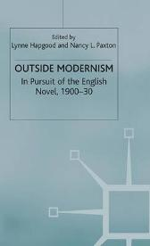 Outside Modernism - L. Hapgood N. Paxton