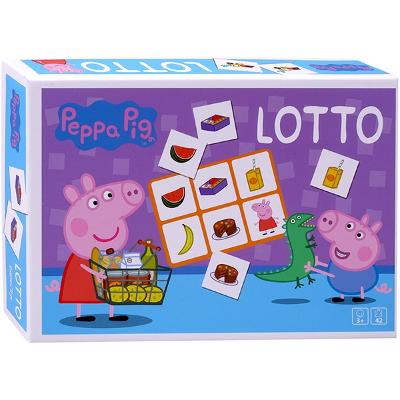 Peppa Gris Lotto - Peppa Pig