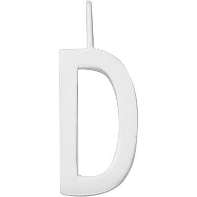Design Letters Archetype Charm 16 mm Silver A-Z - Design Letters