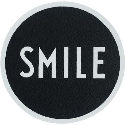 Design Letters MyCover Stickers Smile Black - Design Letters