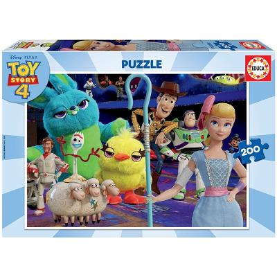 Puslespill 200 Deler Toy Story 4 - Educa
