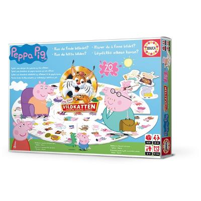Villkatten My First Peppa Pig - Educa