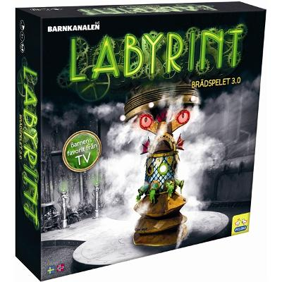 Labyrint spill 3.0 - Labyrint