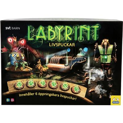 Labyrint Livspucker - Labyrint