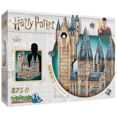 Wrebbit 3D Puslespill Harry Potter Astronomy Tower - Wrebbit