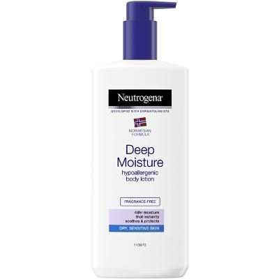 Norwegian Formula Deep Moisture Body Lotion - Neutrogena