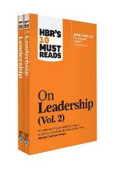 HBR's 10 Must Reads on Leadership 2-Volume Collection - Harvard Business Review  Harvard Business Review