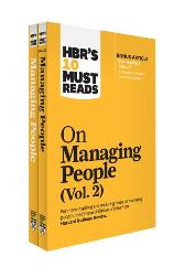 HBR's 10 Must Reads on Managing People 2-Volume Collection - Harvard Business Review  Harvard Business Review