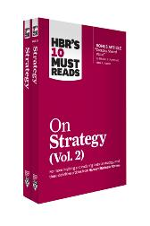 HBR's 10 Must Reads on Strategy 2-Volume Collection - Harvard Business Review  Harvard Business Review