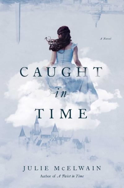 Caught in Time - Julie McElwain
