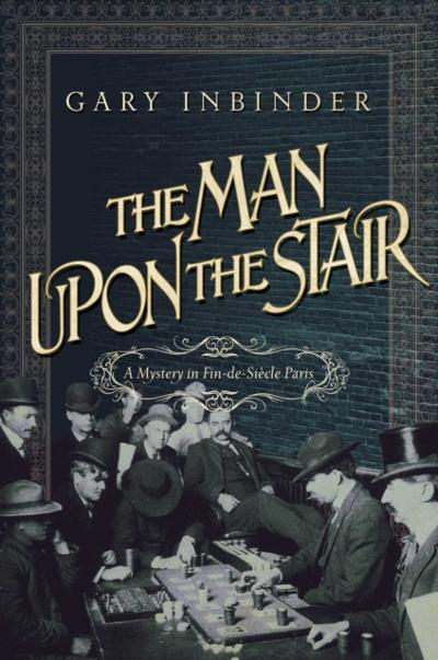 Man Upon the Stair - Gary Inbinder
