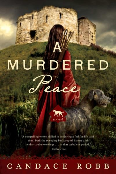 Murdered Peace - Candace Robb