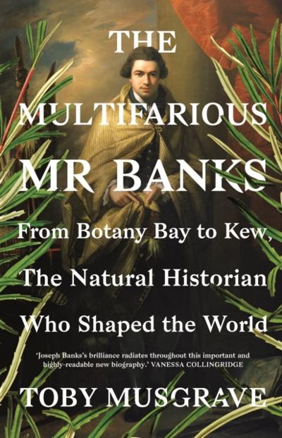 Multifarious Mr. Banks - Musgrave Toby Musgrave