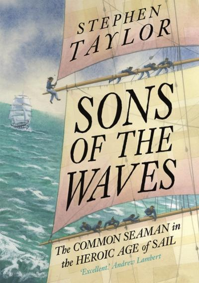 Sons of the Waves - Taylor Stephen Taylor
