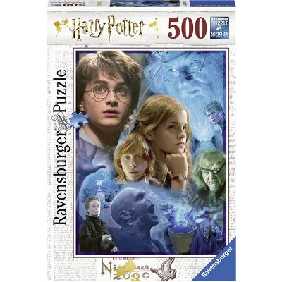 Puslespill 500 Deler Harry Potter - Ravensburger