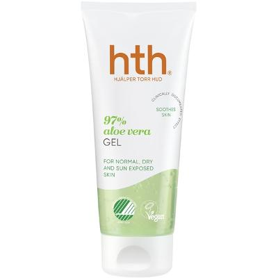 HTH Aloe Vera Gel - Normal, Dry, Sunexposed Skin - HTH