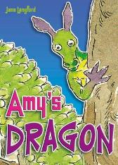 POCKET TALES YEAR 2 AMY'S DRAGON - Jane Langford