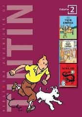 The Adventures of Tintin: Volume 2 (Compact Editions) - Herge