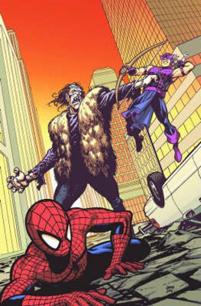Marvel Adventures Spider-man Vol.5: Monsters On The Prowl - Peter David