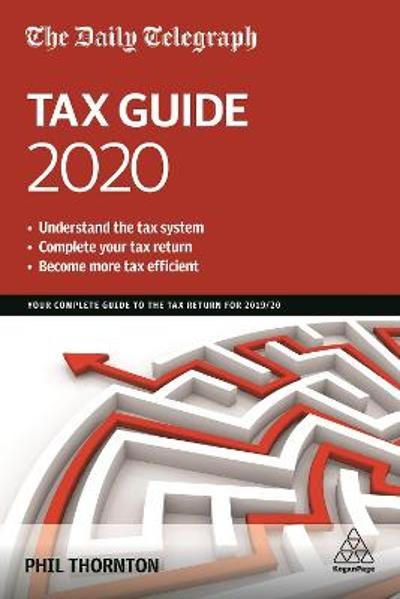 Daily Telegraph Tax Guide 2020 - David Genders