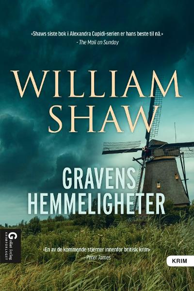 Gravens hemmeligheter - William Shaw