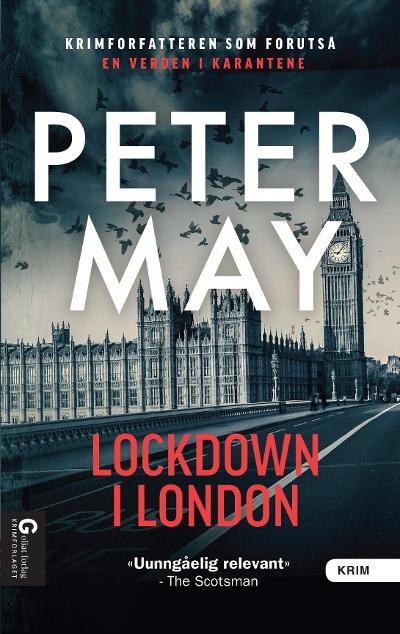 Lockdown i London - Peter May