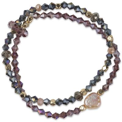 PEARLS FOR GIRLS Jules Pearl Bracelet - PFG Stockholm