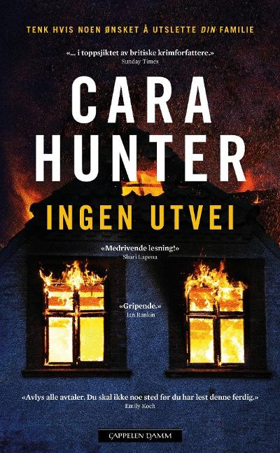 Ingen utvei - Cara Hunter