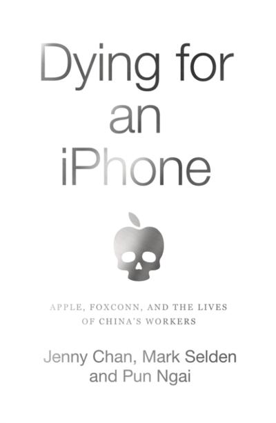 Dying for an iPhone - Jenny Chan