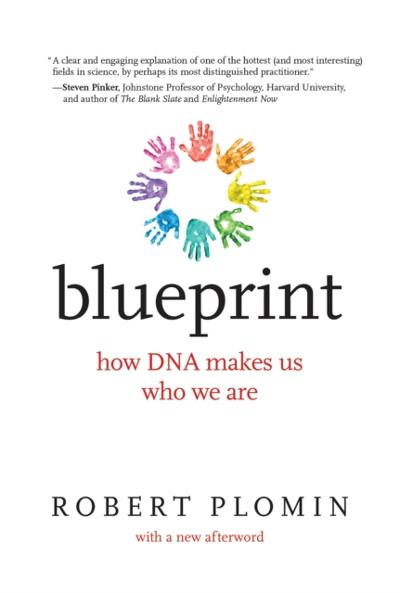 Blueprint, with a new afterword - Robert Plomin