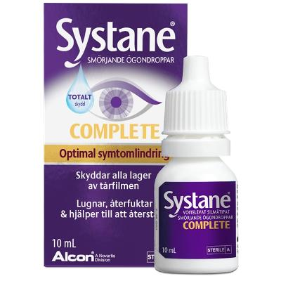 Systane Complete 10 ml - Alcon