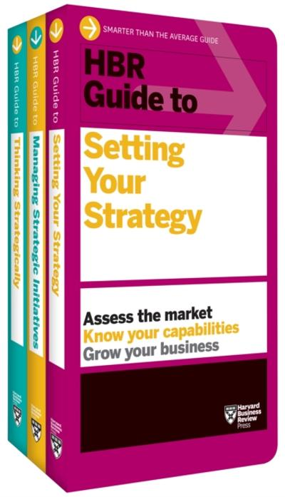 HBR Guides to Building Your Strategic Skills Collection (3 Books) - Harvard Business Review