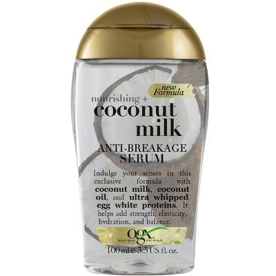 Ogx Coconut Milk Anti Breakage Serum - OGX