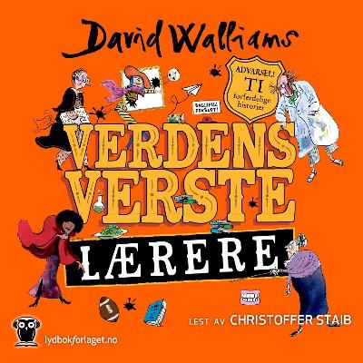 Verdens verste lærere - David Walliams