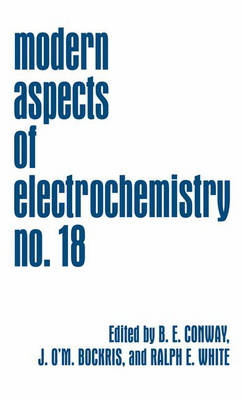 Modern Aspects of Electrochemistry - Ralph E. White