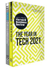 HBR's Year in Business and Technology: 2021 (2 Books) - Harvard Business Review Harvard Business Review