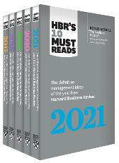 5 Years of Must Reads from HBR: 2021 Edition (5 Books) - Harvard Business Review Harvard Business Review