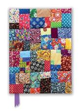 Patchwork Quilt (Foiled Journal) - Flame Tree Studio