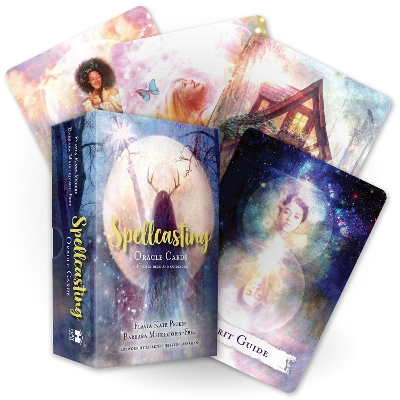 Spellcasting Oracle Cards - Flavia Kate Peters