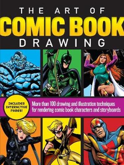 The Art of Comic Book Drawing - Maury Aaseng