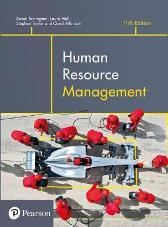 Human Resource Management, 11th Edition - Derek Torrington Laura Hall Stephen Taylor Carol Atkinson