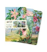 Kew Gardens' Marianne North Mini Notebook Collection - Flame Tree Studio
