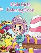 Chibi Girls Coloring Book - Young Dreamers Press Fairy Crocs