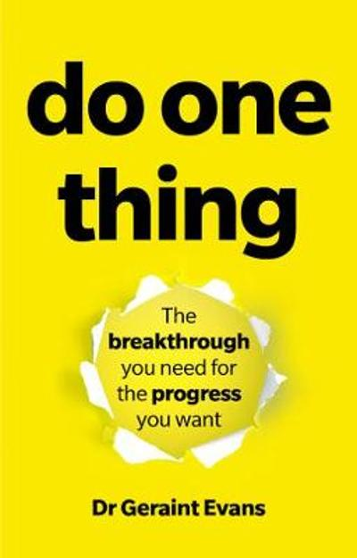 Do One Thing - Geraint Evans