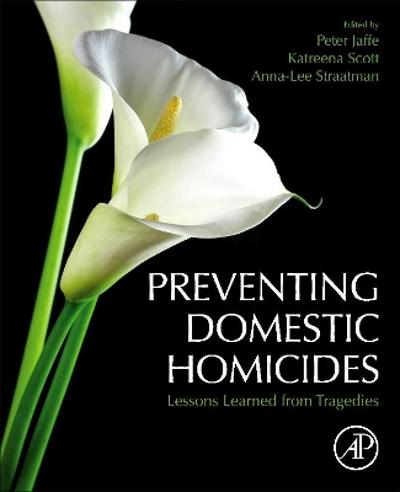 Preventing Domestic Homicides - Peter Jaffe